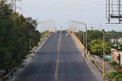 Entrada de San Pedro de Macorís.