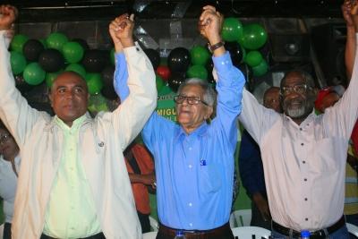 Presentan pre-candidatura alcaldía Quisqueya