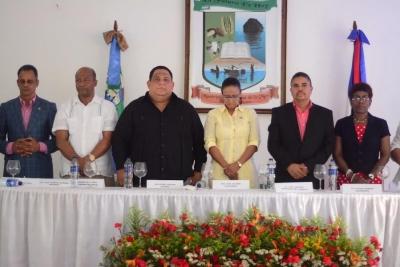 Ayuntaiento de Sabana de la Mar planifica su plan de desarrollo al 2025 como municipio:
