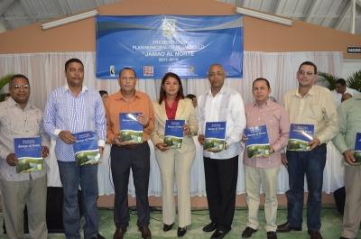 Presentan Plan Municipal de Desarrollo de Jamao Al Norte