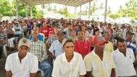Gobierno entregará títulos definitivos a cinco mil parceleros del Nordeste RD: