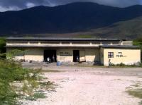 Mina de sal Puerto Alejandro en municipio  Jaquimeyes.