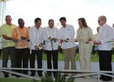 Inauguran fábrica de cemento en San José de los Llanos, San Pedro de Macorís