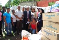 Medina dispone ayuda para familias afectadas incendio: