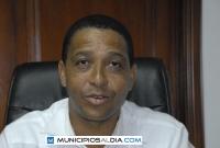 Domingo Florián, alcalde del municipio Jaquimeyes en la provincia Barahona.
