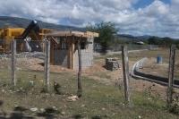 Terrenos del sector La Breña, Villa González, donde se pretende construir una planta de desechos hospitalarios de altos niveles de contaminación.