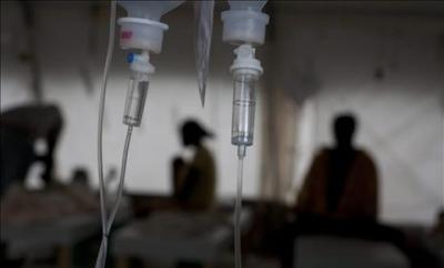 Cólera en Peralta