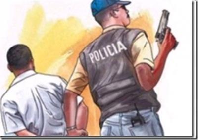 Policía apresa presunto violador en Guaymate