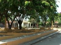 Parque Manga Mocha en municipio Las Matas de Santa Cruz de Montecristi.