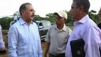 Presidente Danilo Medina aprobó dinero para buscadores de ámbar El Valle