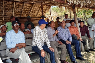 Diseñarán plan para rescate de recursos naturales en zona de presas de Tavera y Bao