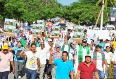 Candidato presidencial Loma Mirada debe ser parque nacional