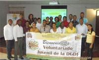 Voluntariado juvenil en Elias Piña