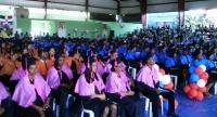 Escuela vocacional Fuerzas Armadas gradúa 450 jóvenes