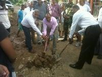 Inician construcción acueducto en Cambita