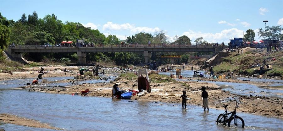 Resultado de imagen para rio artibonito elias piña